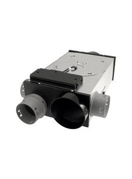 GRUPO SIMPLE FLUJO VMC AMC 3V 1x125mm - 3x80mm SIBER