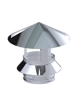 CAPERUZA AISLADA INOX 250  304