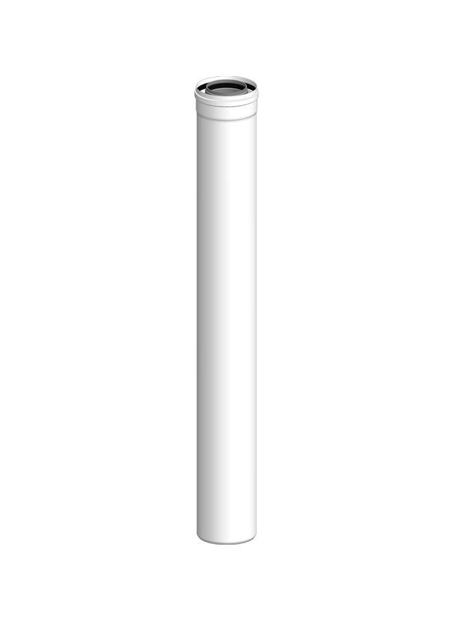 MODULO RECTO 60/100 DE 950mm CONDENS PPH DINAK ---Promo---