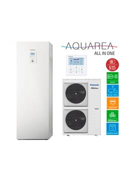 B/CALOR AQUAREA HIGH PERFORMANCE ALL IN ONE 1X230 12KW 1 ZONA PANASONIC