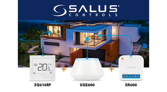 Kit Básico Smart Home de Sysclima